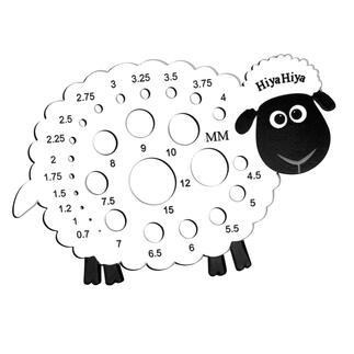 Schaf, Nadelmaß