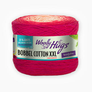 Bobbel Cotton XXL von Woolly Hugs