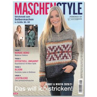 Heft - Maschen Style SC 005