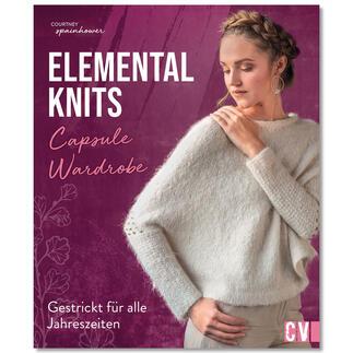 Buch - Elemental Knits