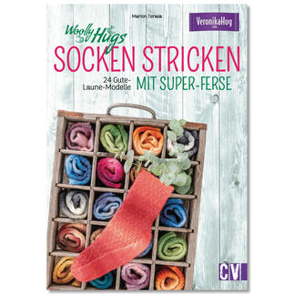 "Buch - ""Woolly Hugs - Socken Stricken mit Superferse"""