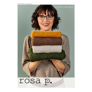 Heft - Lana Grossa Rosa P. Ecopuno Special Nr. 1