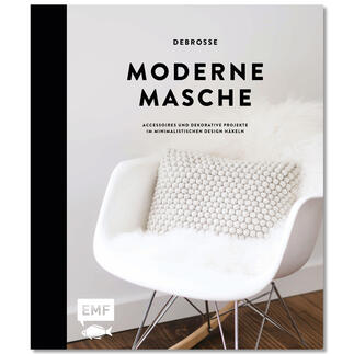 Buch - Moderne Masche – Das Häkelbuch von DeBrosse