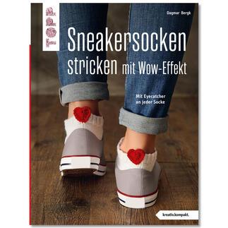 Buch - Sneakersocken stricken mit Wow-Effekt