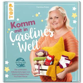Buch - Komm mit in Carolines Welt