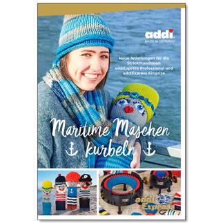 Buch - Addi Maritime Maschen kurbeln