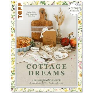 Buch - Cottage Dreams - Das Inspirationsbuch