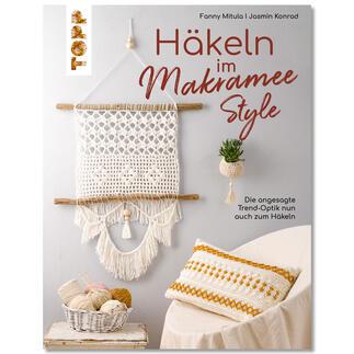 Buch - Häkeln im Makramee Style