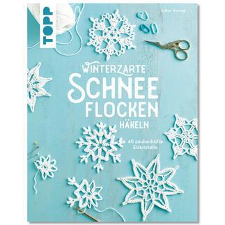 Buch - Winterzarte Schneeflocken häkeln