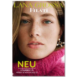 Heft - Lana Grossa Filati Journal Nr. 62