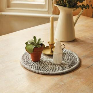 Makramee-Set - Das Tantra Tischset
