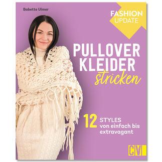 Buch - Fashion Update: Pullover-Kleider stricken