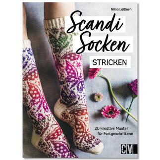 Buch - Scandi Socken stricken