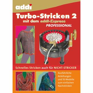 Buch - Turbo-Stricken 2 mit dem addi-Express