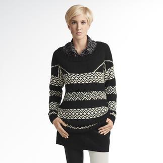 Anleitung 233/3, Pullover aus Peru von Junghans-Wolle
