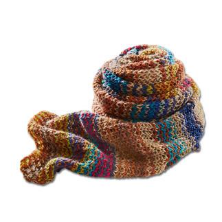 Anleitung 474/4, Schal aus Freizeit-Color 4-fädig von Junghans-Wolle