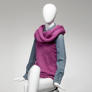 Anleitung 809/4, Loop-Pulli aus Novata von Junghans-Wolle