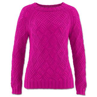 Anleitung 136/5, Pullover aus Cotonara von Junghans-Wolle