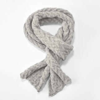 Anleitung 168/6, Schal aus Palazzo von Junghans-Wolle