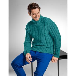 Anleitung 265/6, Pullover aus Uppland von Junghans-Wolle