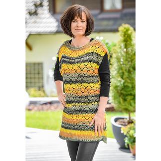 Anleitung 360/6, Longtop aus Bandy Color von Woolly Hugs