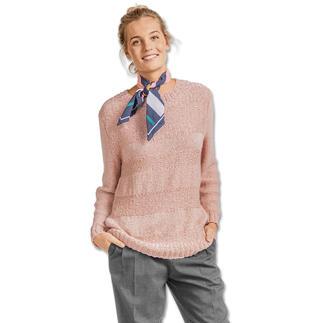 Anleitung 001/7, Pullover aus Varese von Junghans-Wolle