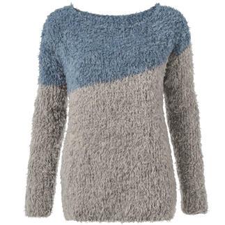 Anleitung 232/7, Damen Pullover aus Pellini von Junghans-Wolle