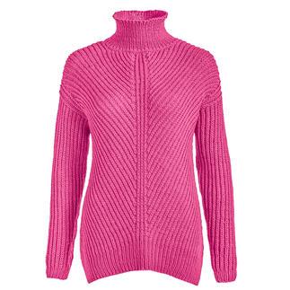 Anleitung 383/7, Damen Pullover aus Merino-Extrafein von Junghans-Wolle