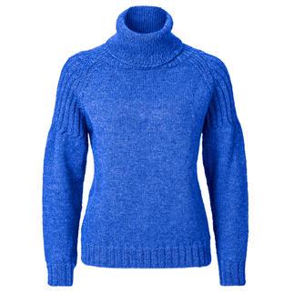 Anleitung 398/7, Damen Pullover aus Muse von Junghans-Wolle