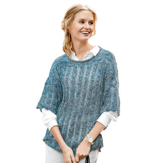 Anleitung 097/8, Damen Pullover aus Magic Silk Color von Austermann®