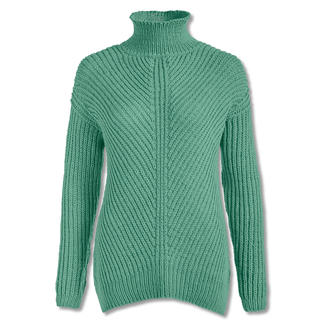 Anleitung 201/8, Pullover aus Merino-Extrafein von Junghans-Wolle