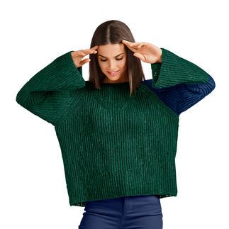 Anleitung 234/8 B, Pullover aus Melina von Junghans-Wolle