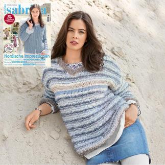 Anleitung 246/8, Pullover aus Bandana Wool, Pellini und Katina von Junghans-Wolle