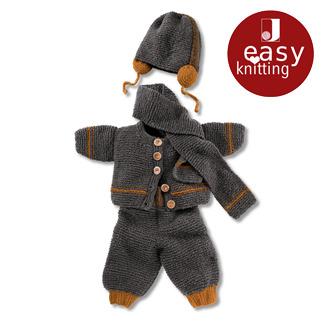 Anleitung 274/8, Baby-Set aus Aspra von Junghans-Wolle