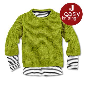 Anleitung 281/8, Pulli aus Canoso von Junghans-Wolle