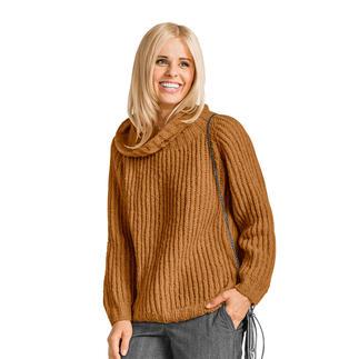 Anleitung 352/8, Pullover aus Aspra von Junghans-Wolle