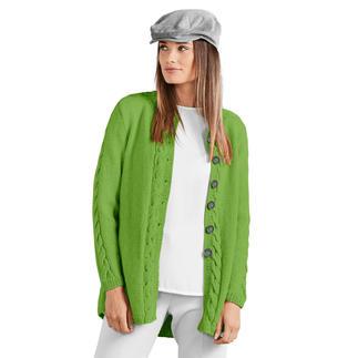 Anleitung 413/8, Damenjacke aus Peru von Junghans-Wolle