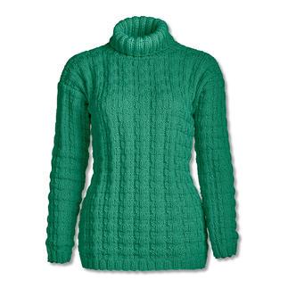 Anleitung 069/9, Damenpullover aus Merino-Classic von Junghans-Wolle