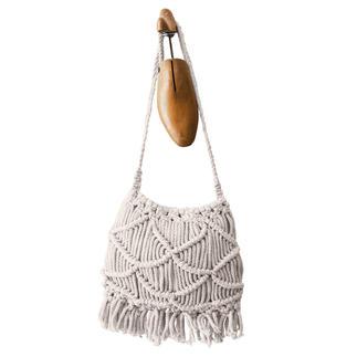 Anleitung 103/9, Makramee-Tasche aus Scuby Cotton von Katia
