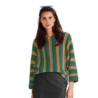 Anleitung 204/9, Pullover aus Bandana von Junghans-Wolle