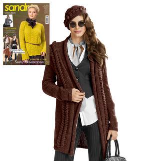 Anleitung 209/9, Damen Mantel und Mütze aus Flip von Junghans-Wolle