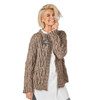 Anleitung 243/9, Jacke aus Alpaca-Cotton von Junghans-Wolle