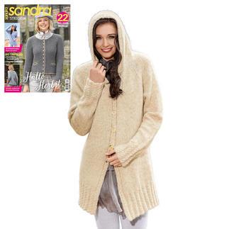 Anleitung 244/9,  Jacke aus Alpaca-Cotton von Junghans-Wolle
