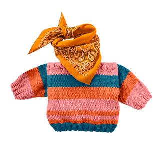 Anleitung 334/9, Pulli aus Merino-Cotton von Junghans-Wolle