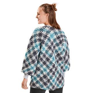 Anleitung 395/9, Jacke aus Plan von Woolly Hugs