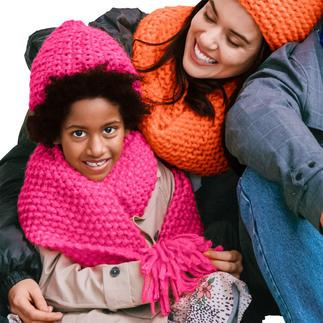 Anleitung 453/9, Kindermütze und Schal aus Ingenious Big von Katia Anleitung 453/9, Kindermütze und Schal, ca. 18 x 150 cm, aus Ingenious Big von Katia