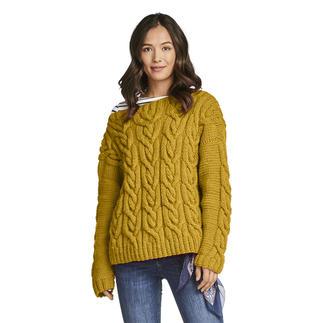 Anleitung 468/9, Pullover aus Monello-90 Uni von Junghans-Wolle