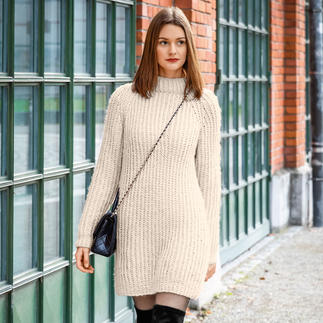 Anleitung 341/0, Long-Pullover aus Shetland von Gründl