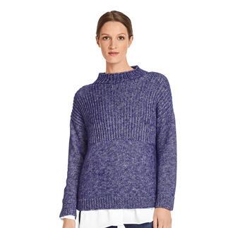 Anleitung 171/1, Pullover aus Alpaca-Cotton von Junghans-Wolle