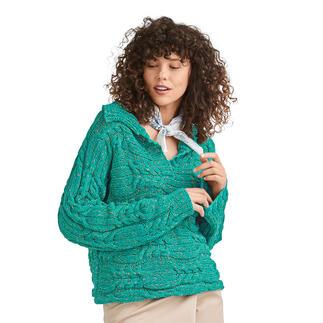 Anleitung 234/1, Pullover aus Oletta von Junghans-Wolle